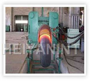 Stainless Steel Elbow Former Machine